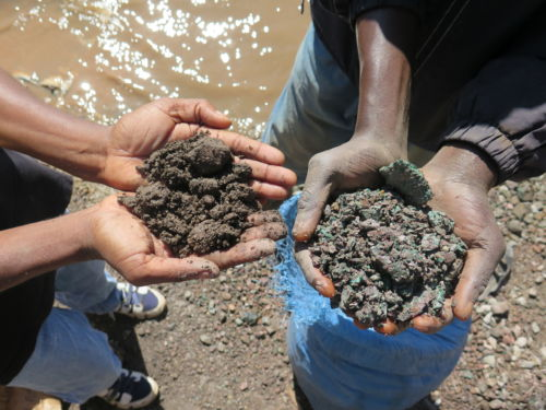 DRC artisanal cobalt mining